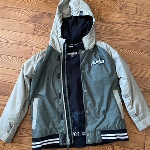 Nomis boys jacket